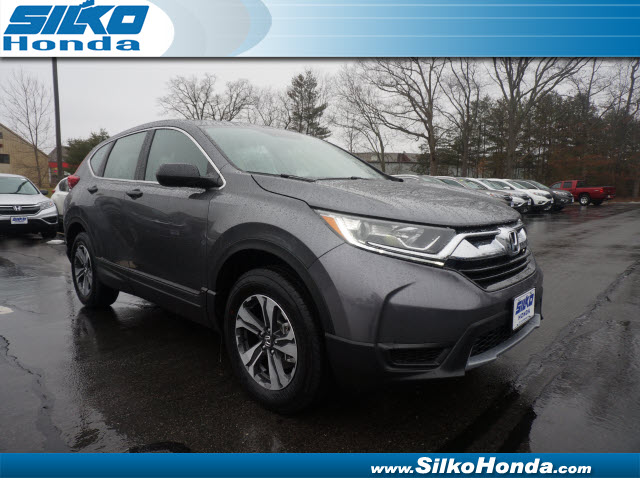 new 2017 honda cr v lx awd lx 4dr suv near brockton 27565 silko honda. Black Bedroom Furniture Sets. Home Design Ideas