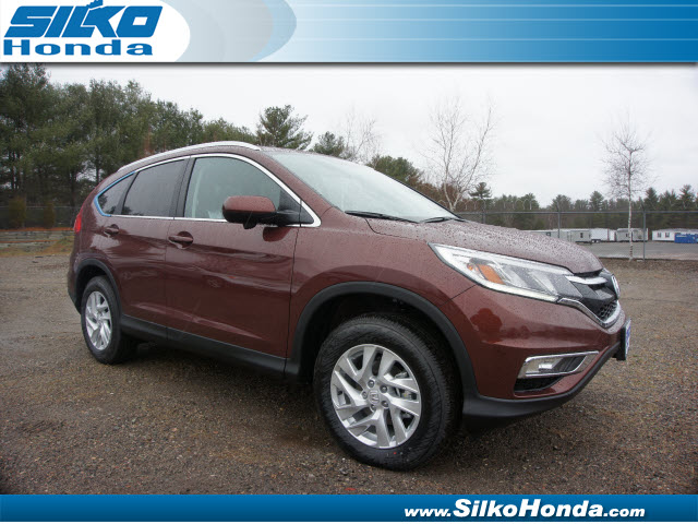 new 2016 honda cr v ex l awd ex l 4dr suv near brockton 26306 silko honda. Black Bedroom Furniture Sets. Home Design Ideas