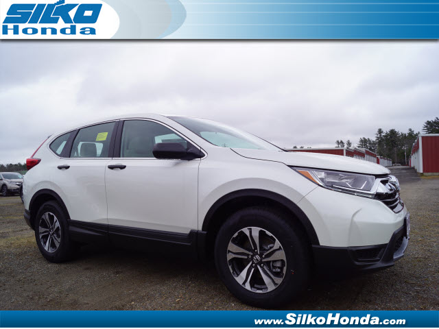 new 2017 honda cr v lx awd lx 4dr suv near brockton 27601 silko honda. Black Bedroom Furniture Sets. Home Design Ideas